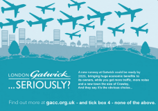 Gatwick-Seriously